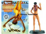 Eaglemoss DC Comics Super Hero Figurine Collection #114 Vixen